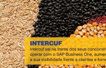 Intercuf sai na frente dos seus concorrentes e começa a  operar com o SAP Business One