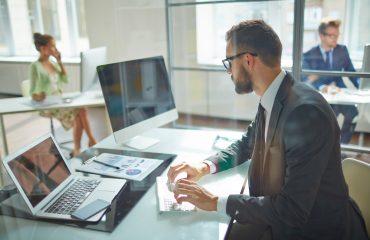 93% das empresas consideram as tecnologias inteligentes fundamentais para a Transformação Digital