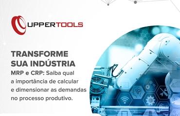 MRP e CRP: Soluções para automatizar  e gerenciar a sua empresa