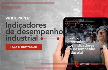 Como a tecnologia auxilia nos indicadores de desempenho industrial